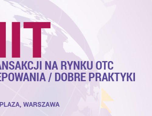 Remit, raportowanie transakcji na rynku OTC. Przewodnik Postępowania / Dobre praktyki , 29.02.2016