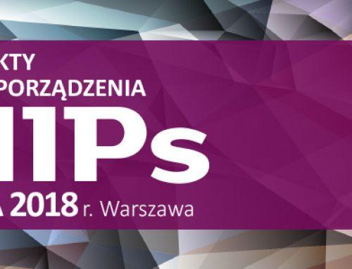 Praktyczne aspekty stosowania rozporządzenia PRIIPs -27.09.2018