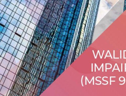 WALIDACJA MODELI IMPAIRMENTOWYCH (MSSF 9) – WARSZTATY. 6-7.07.2021