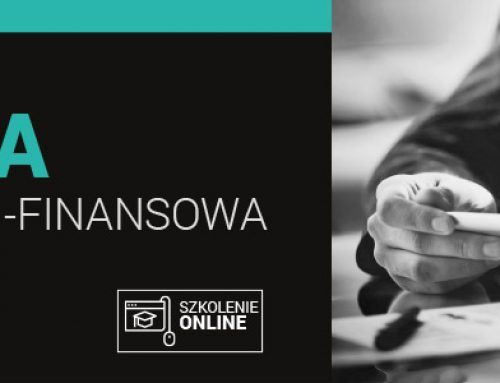 ANALIZA EKONOMICZNO-FINANSOWA. 28-29.10.2021